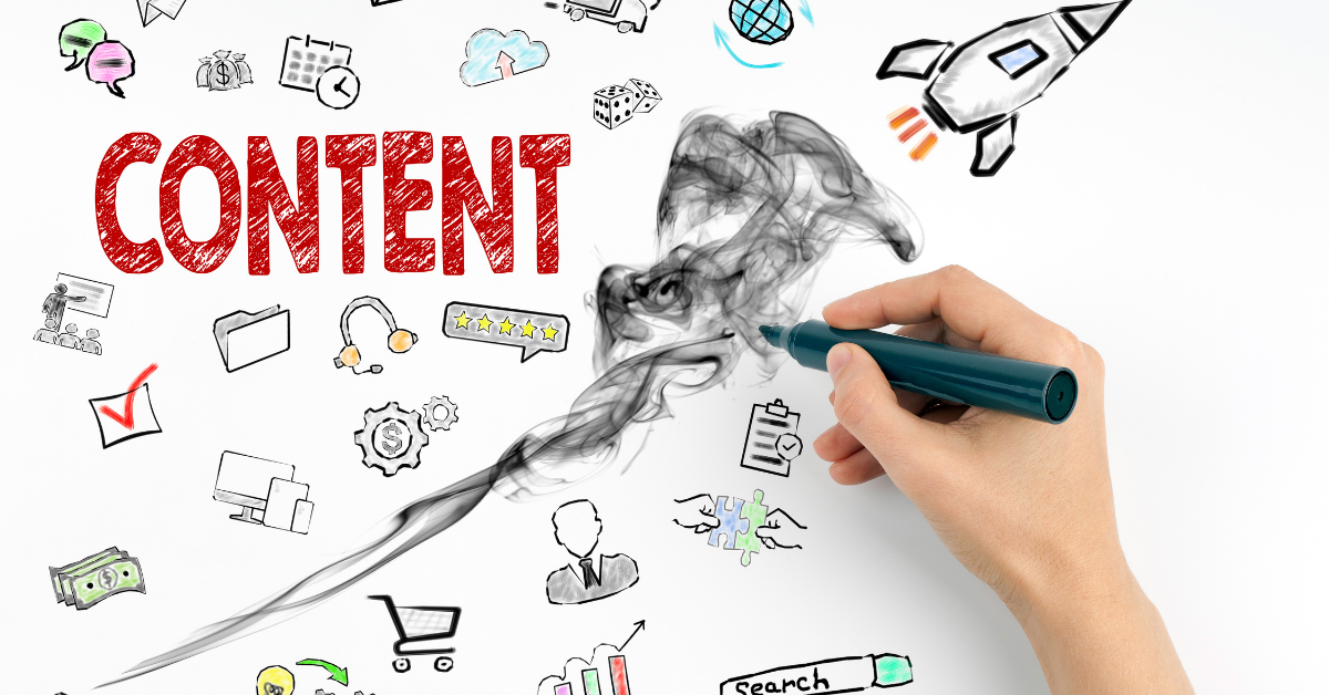 Content Writing for SEO