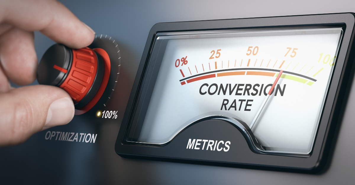 Optimizing Conversion Rate